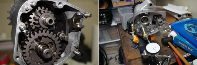 Norton Commando MK3 Rebuild | Jerry Doe